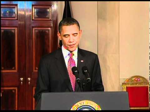 President Obama's Remarks on Egypt's Future (with Arabic audio)