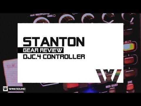 Stanton DJC.4 DJ Controller | WinkSound