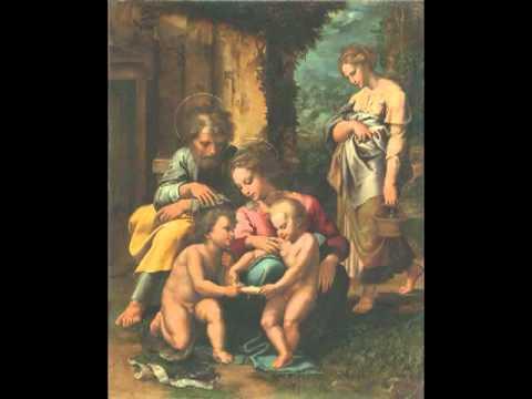 The Holy Family, Giulio Romano