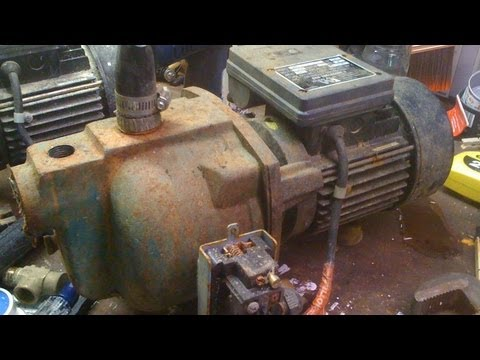 Well Water Pump Repair : GardenFork.TV