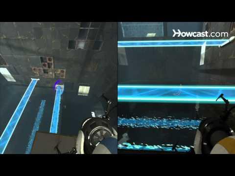 Portal 2 Co-op Walkthrough / Course 3 - Part 5 - Room 05/08