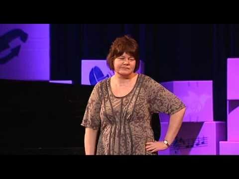 TEDxDanubia 2011 - Carolyn Steel - Sitopia -- how we can think through food