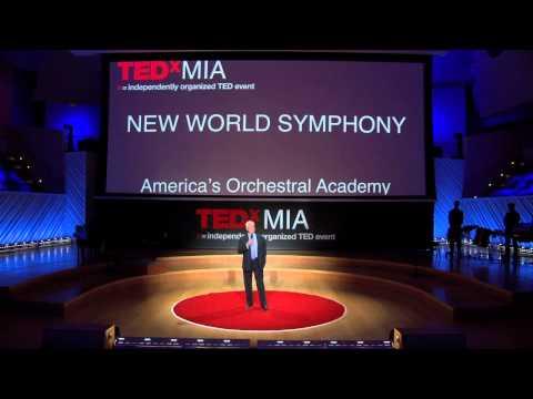 TEDxMIA - Howard Herring - New World Symphony