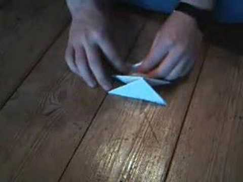 Origami book gnome