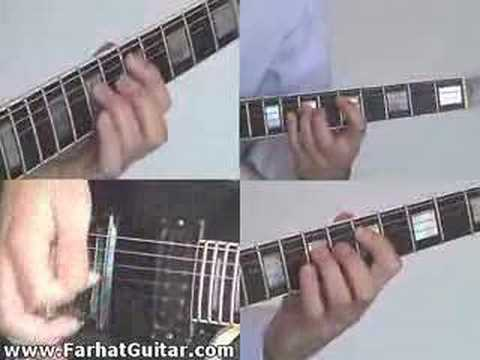 The trooper Part 4 Iron Maiden www.FarhatGuitar.com