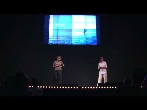 TEDxFlanders - Catherine Van Holder & Ine Dehandschutter - Digital Nomads