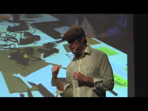 TEDxManhattanBeach - Scott Witthoft & Scott Doorley - Cultivating innovative behavior using design