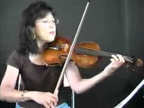 Violin Song Lesson - How To Play Clocks By Cold Play