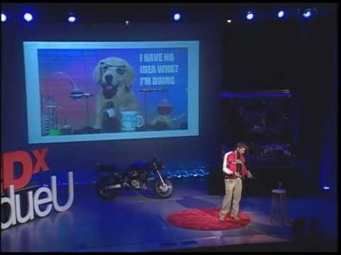 "Spark Innovation: Tony ""Danger"" Coiro at TEDxPurdueU"