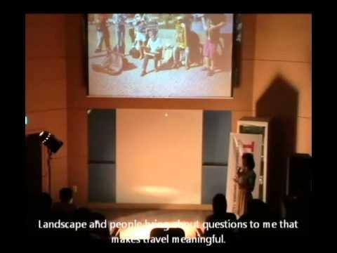 TEDxInhaU - Sin ji Kim - The wrong way makes the map