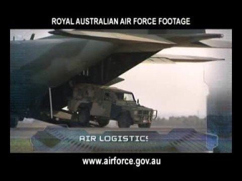 RAAF - Air Lift Group - Royal Australian Air Force