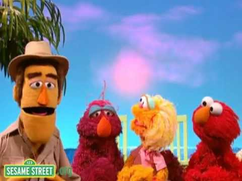 Sesame Street: Survivor: Musical Chairs with Elmo, Telly, and Zoe