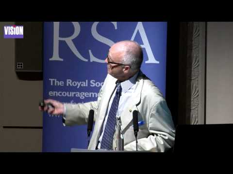 Sir Al Aynsley Green -  Should the Nurture of Children be Everybody's Business?