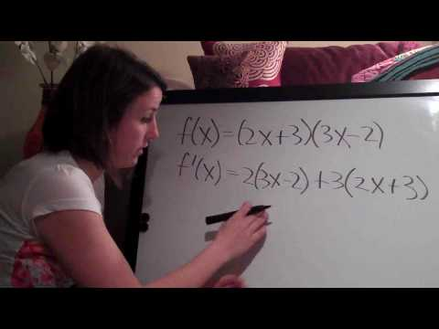 Product Rule Example 2