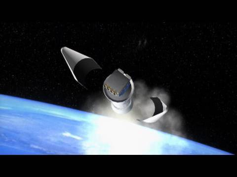 NASA | SDO Launch and Deployment (animated)