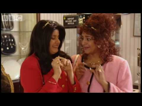 Shopping Girls: Engagement Rings - Goodness Gracious Me - BBC comedy