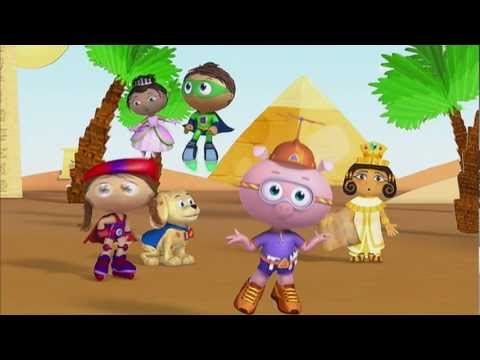 Super Why Around the World Adventure   Coming June 15th   PBS KIDS