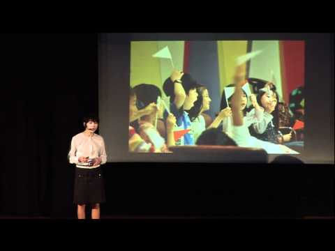 TEDxTokyoTeachers - Miki Kano - It's Thinking Time