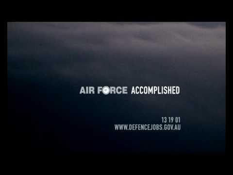 RAAF - Advertising Campaign 6 2009