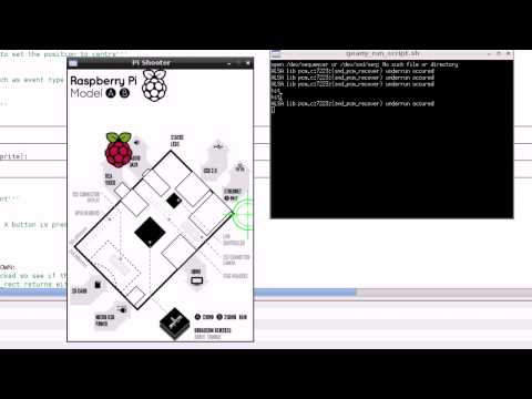 Raspberry Pi Tutorial 7 - Object Oriented Game Programming with Python and PyGame