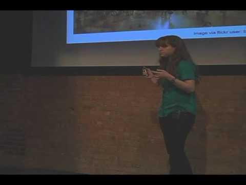TEDxGallatinSeniorSymposium - Dana Laventure - Communication Constitutes Community