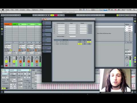 Separating Ableton Looper Layers