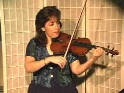 Violin Lesson - How To Play Danman's Print Library # 107