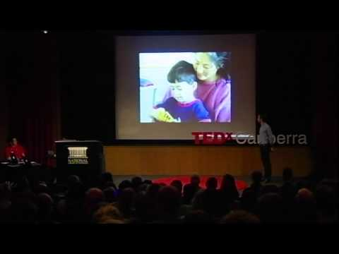 TEDxCanberra - Simon Taylor - Illusion or truth