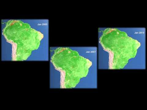 NASA   New Model Predicts Fire Season Severity in the Amazon