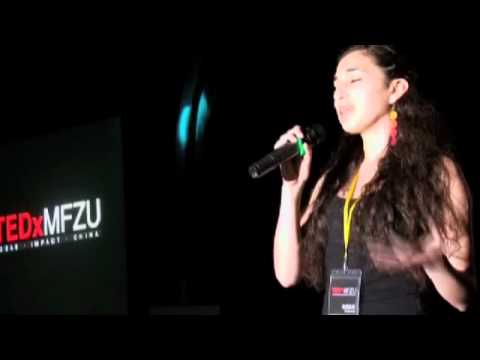 TEDxMFZU - May Garces - The voice and the road to a perfect song