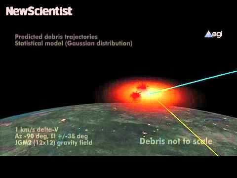 Satellite smash