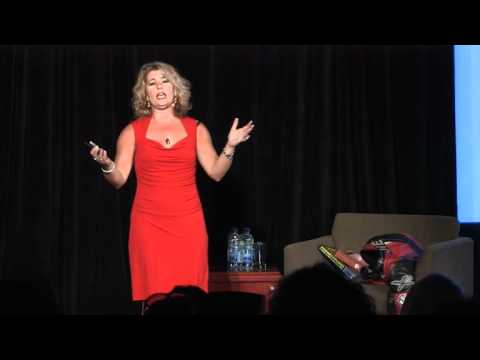 TEDx Westmount. Nadine Lajoie: Winning the Race of your life