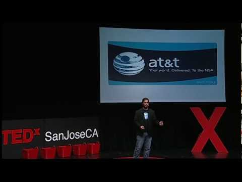 TEDxSanJoseCA 2012 -- Christopher Soghoian -- Why Google Won't Protect You From Big Brother