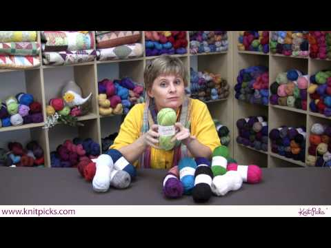 Stroll Glimmer Yarn Review