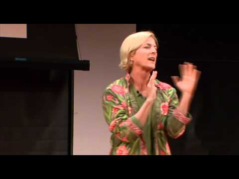 TEDxEast - Sunny Bates - Interconectedness and intuition