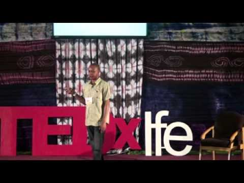 TEDxIfe - VICTOR EHIKHAMENOR - A 3-Legged Journey