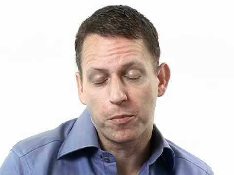 Peter Thiel on Tax Fairness