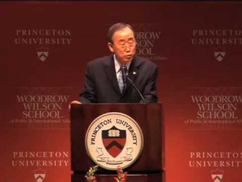 "UN Secretary-General Keynote:  ""The Imperative for a New Multilateralism"""