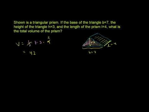 Solid Geometry Volume