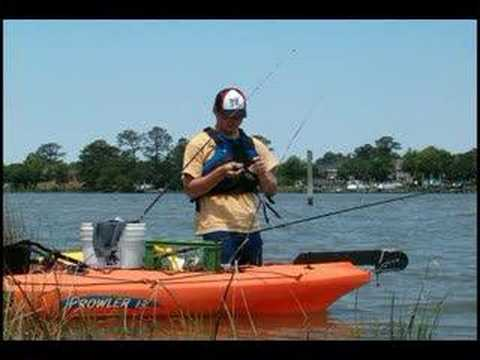 Williamsburg Kayak Fishing Association, 2007 REWIND