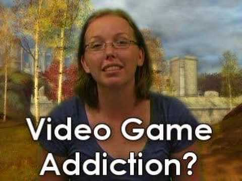 Video Game Addiction - Psychology with Sandy