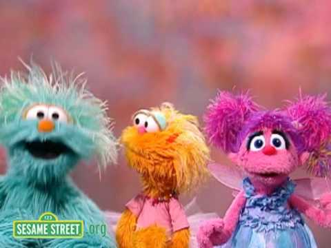 Sesame Street: Because We're Friends