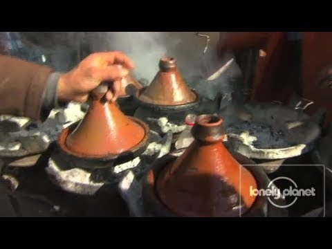 Roadside tajine in Morocco - Lonely Planet travel video