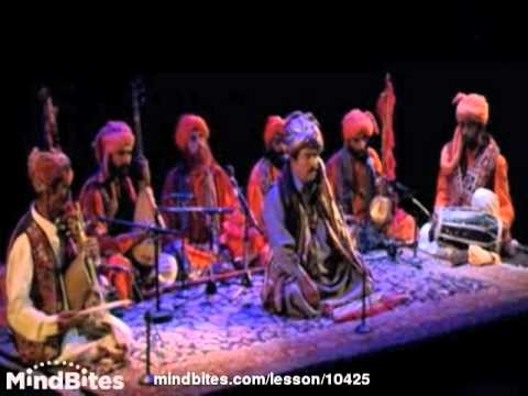 World Music From Pakistan - Sufis of Sind -Concert
