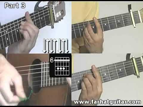 Woman -  John Lennon   Guitar Cover Full Song  www.FarhatGuitar.com