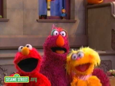 Sesame Street: What Can I Be?