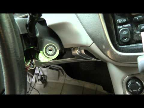 Rewiring Electrical Power Through The Ignition Switch