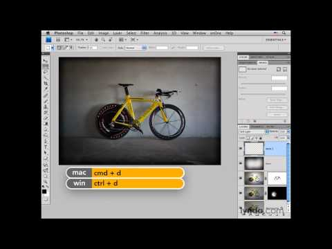 Photoshop: Road bike pt. 2: Adding drama | lynda.com