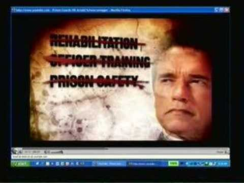 Prison Guards union opposes Schwarzenegger