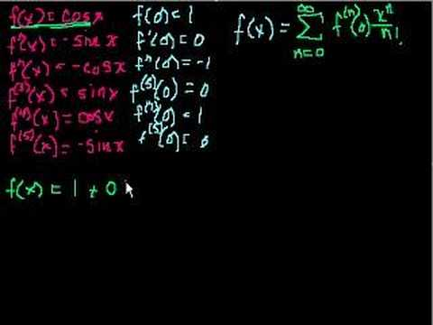 Polynomial approximation of functions (part 4)